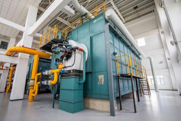中正锅炉专注节能环保技术研发 积极应