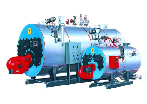 WNS系列燃油燃气蒸汽 热水锅炉 国际节能环保网 产品展示