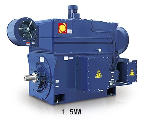 双馈异步风力发电机设计准则和方法研究